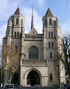 [Cathédrale Saint Bénigne, Dijon, France]