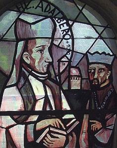 [Saint Adalbero of Lambach]