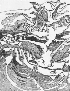 [Saint Keneth of the Gulls]