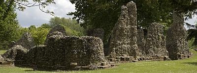 [Bury Saint Edmunds Abbey]
