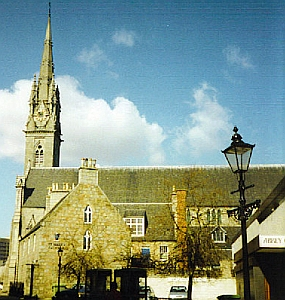 [Diocese of Aberdeen, Scotland]