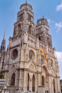[Orléans Cathedral]