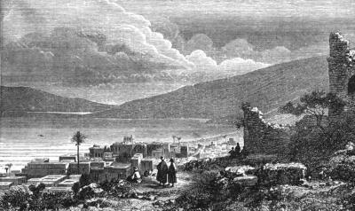 [Sea of Galilee]