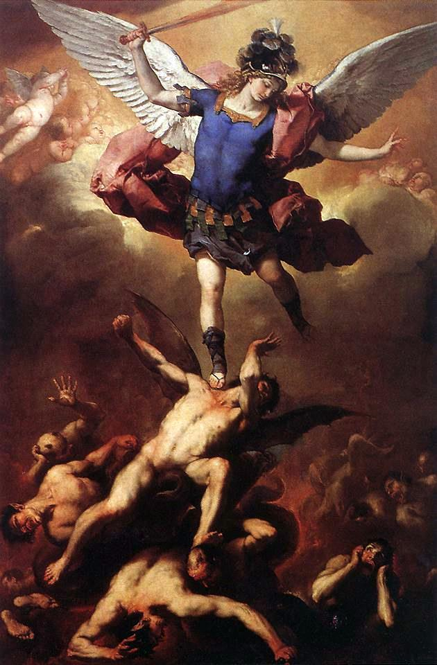 St  Michael the Archangel   Saints   Angels   Catholic Online Pinterest