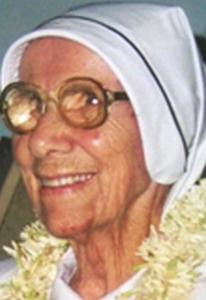 [Sister Amelia Cimolino]