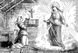 [Pictorial Lives of the Saints: Saint Veronica of Milan]