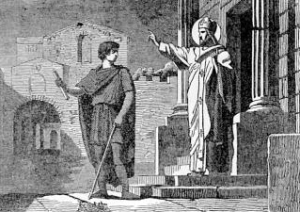 [Pictorial Lives of the Saints: Saint Apollinaris, The Apologist, Bishop]