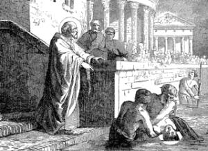Saint Callistus, Pope, Martyr