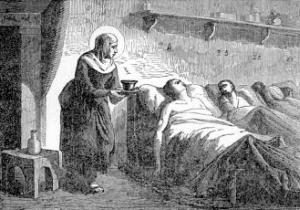 [Saint Catherine of Genoa]