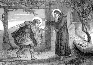 [Saint Cloud, Confessor]