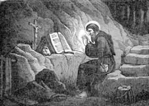 [Pictorial Lives of the Saints: Saint Leonard]