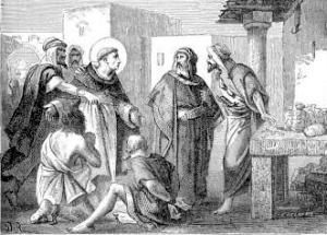 [Saint Raymund Nonnatus]