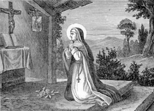 [Saint Rose of Lima]