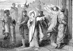 [Saint Symphorian, Martyr]