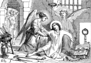 Pictorial Lives of the Saints: Saint Vincent, Martyr