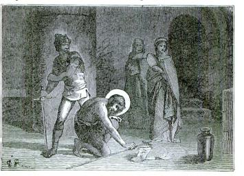 [The Beheading of Saint John the Baptist]