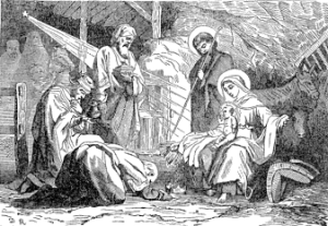 [Pictorial Lives of the Saints: The Epiphany of Our Lord]