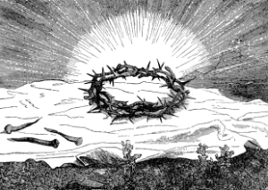 [Pictorial Lives of the Saints: The Most Holy Crown of Thorns of Our Lord Jesus Christ]