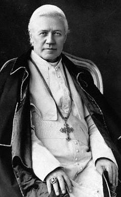Pope Saint Pius X, 1895
