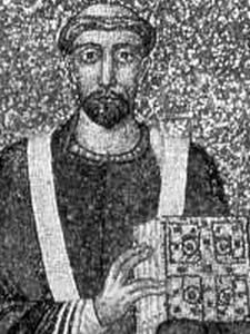 [Pope Saint Symmachus]
