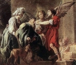Raphael the Archangel and Tobit
