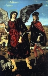 Raphael the Archangel and Tobias