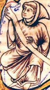 St. Aelred of Rievaulx (d. 1167)