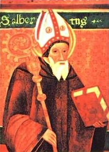 [Saint Albert of Butrio]