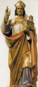 [Saint Albinus of Brixen]