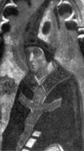 [Saint Albinus of Vercelli]