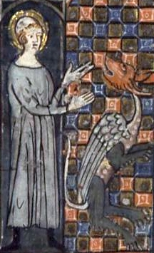 [Saint Amand of Maastricht]