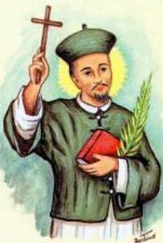 [Saint Augustine Tchao]