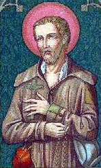 [Saint Benedict Joseph Labre]
