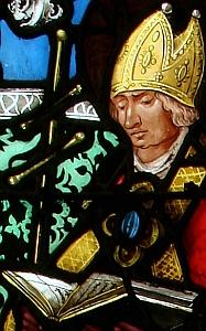 [Saint Claudius of Besançon