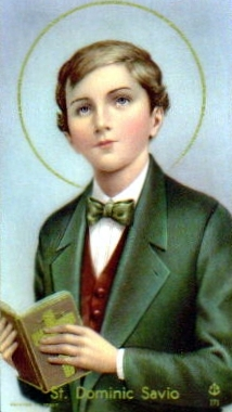 [Saint Dominic Savio]