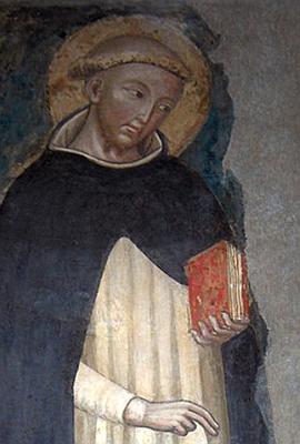 [Saint Dominic de Guzman]