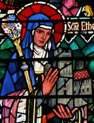 [Saint Etheldreda]