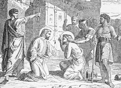 [Saint Jovita and Saint Faustinus]