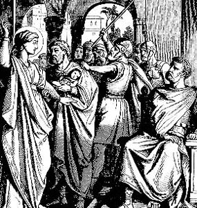 [Saint Felicity of Rome]