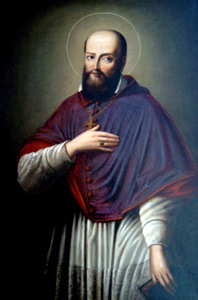 [Saint Francis de Sales]