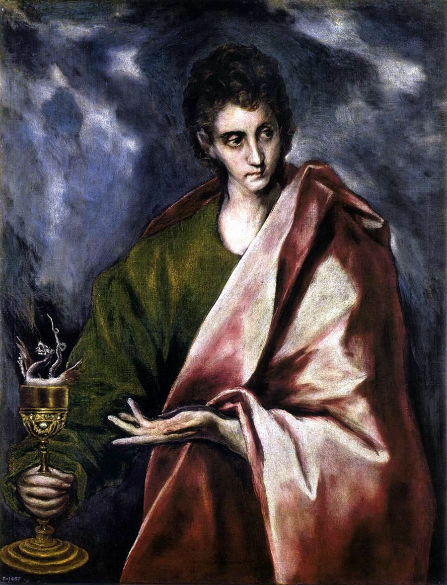 the character of john the apostle December 27 saint john the apostle, also known as the beloved disciple, was the writer of the fourth gospel, and presumably, the only apostle who was not marty.