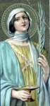 Saint Lucy of Syracuse