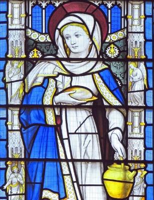 [Saint Martha]