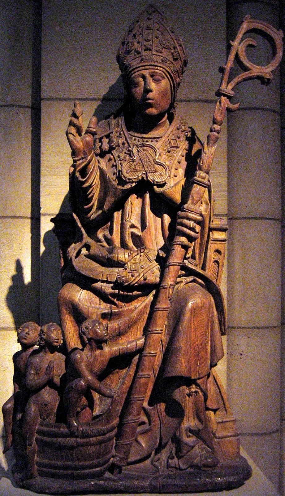 Bishop of Myra Saint Nicholas