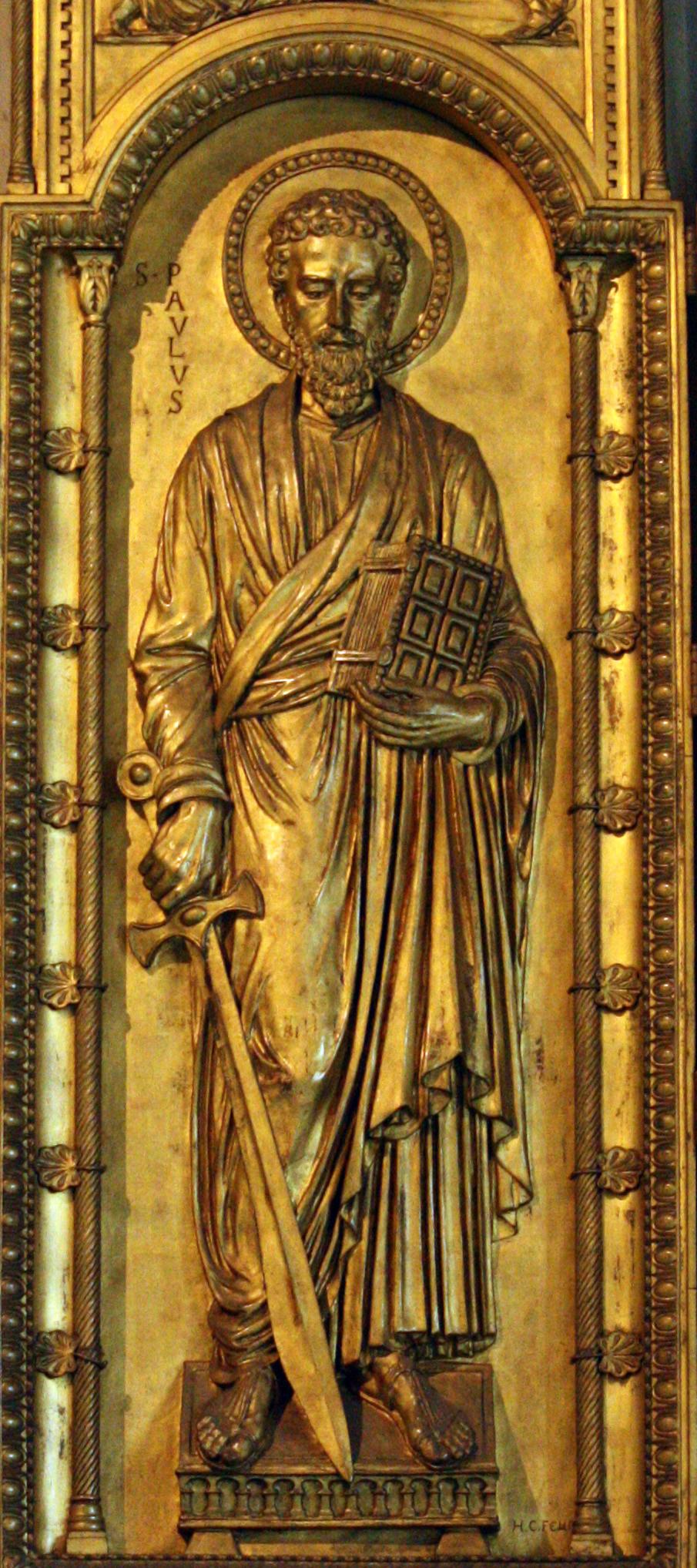 Saint Paul Apostle dans immagini sacre saint-paul-the-apostle-08