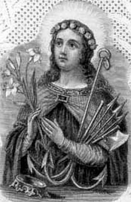 [Saint Philomena]