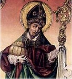 [Saint Rupert of Salzburg]