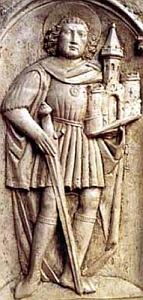 [Saint Secundus of Asti]