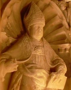 [Saint Valerius of Saragossa]