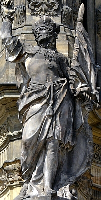[Saint Wenceslaus of Bohemia]